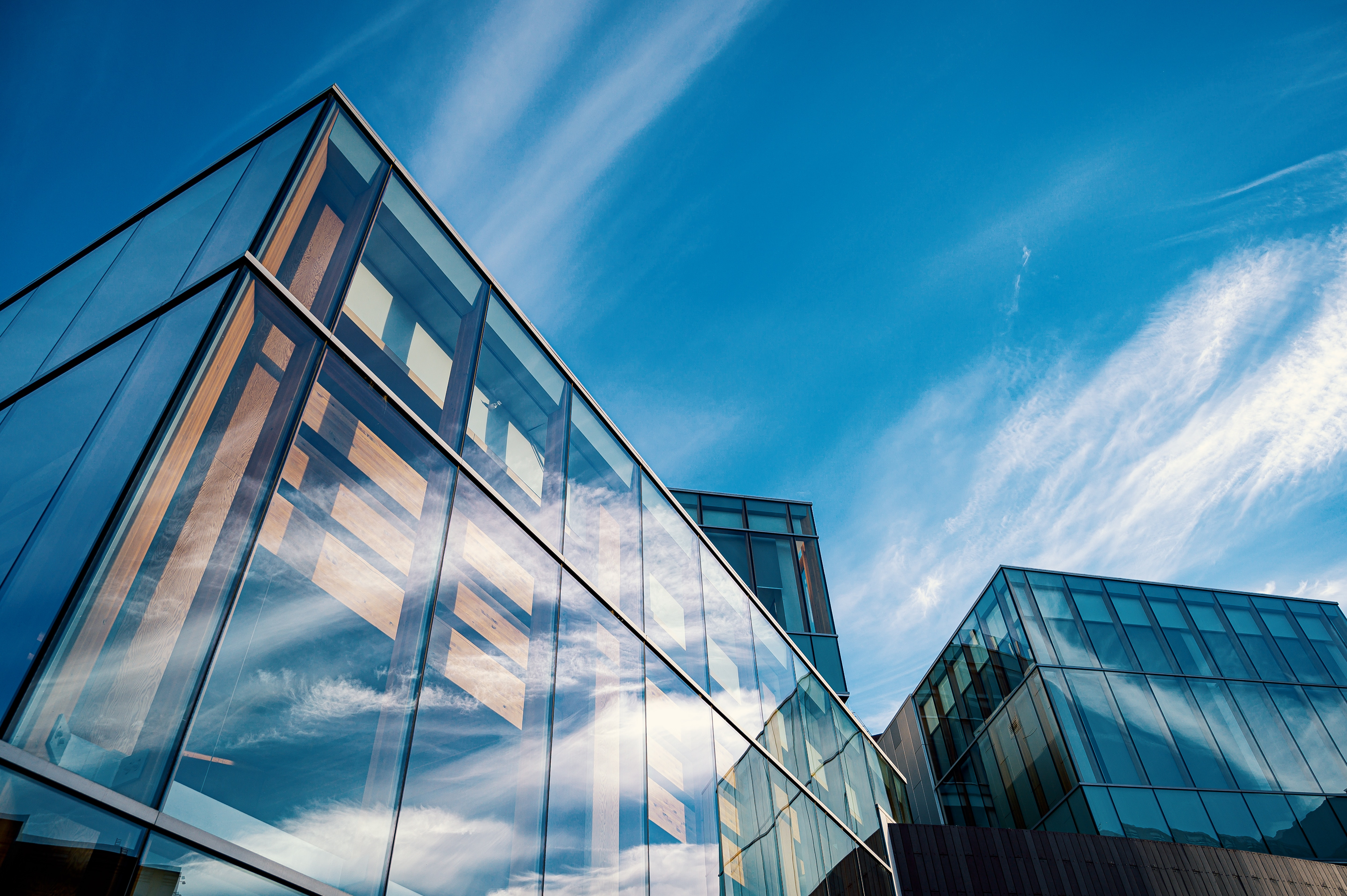low-angle-photo-of-glass-buildings-2599538