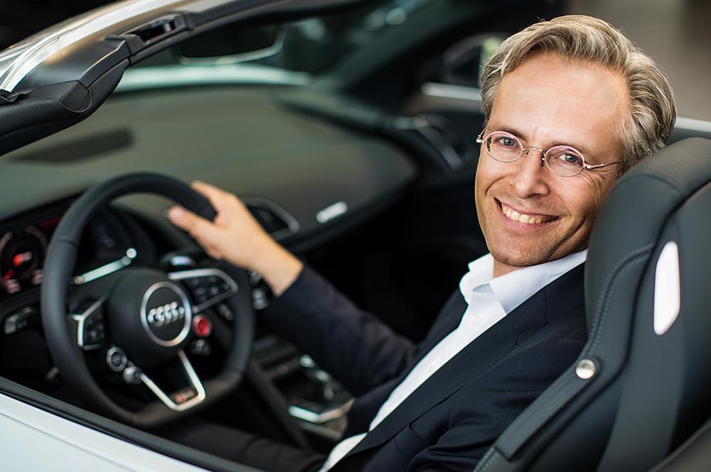 Audi mann