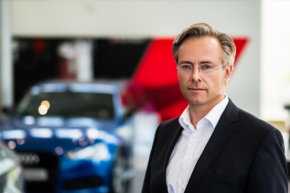 Audi mann 3